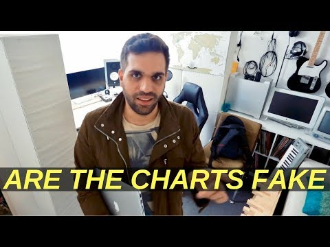 HOW FAKE ARE THE ITUNES, SPOTIFY AND BEATPORT CHARTS