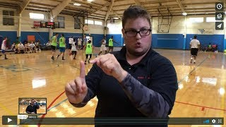 Sign1News reports from the 5 on 5 Deaf basketball championships (6.20.19)