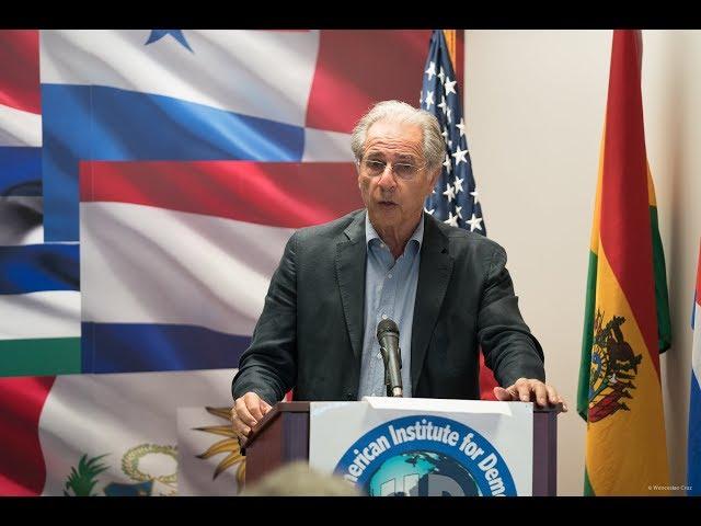 Rodrigo Arboleda - Sesión de Honor por Incorporación al IID