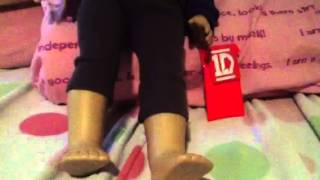 One direction coin pouch