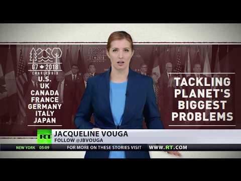 Russia dominates G7 agenda despite full plate of world troubles