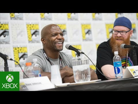 Crackdown 3 - San Diego Comic-Con 2017 Panel