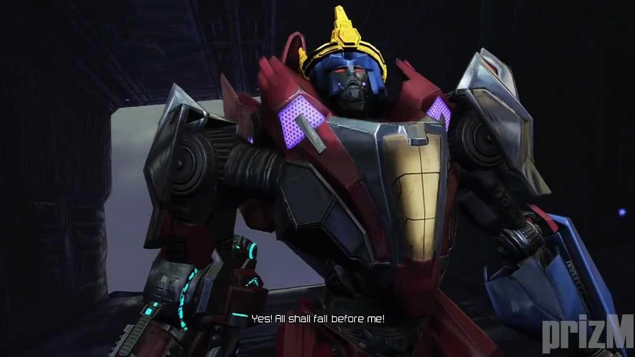 Fall Of Cybertron Wallpaper Transformers Fall Of Cybertron Starscreams Crown Easter