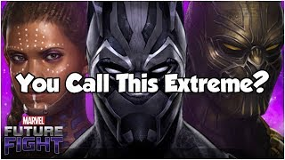 You Call This Extreme? - Marvel Future Fight