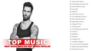 Maroon 5, Rihanna, Katy Perry, Bruno mars, Ed Sheeran, Charlie Puth, Ariana Grande Pop Hits 2020