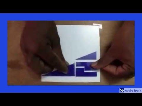 MAGIC TRICKS VIDEOS IN TAMIL #312 I TRIANGLE PUZZLE 2 @Magic Vijay