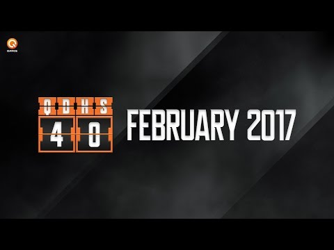 February 2017 | Q-dance presents Hardstyle Top 40