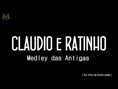 MC CLAUDIO E RATINHO - MEDLEY AO VIVO NA ZONA LESTE