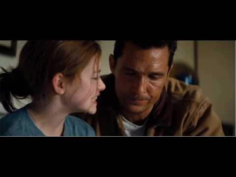 Interstellar - Cooper Leaves