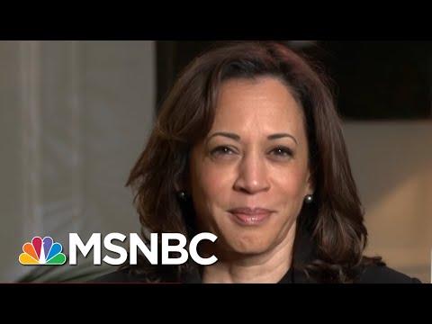 Senator Kamala Harris: Robert Mueller Should Testify Before Congress | All In | MSNBC