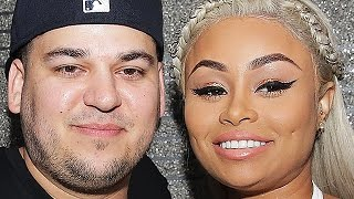 Rob Kardashian & Blac Chyna Banned From 'Keeping Up With The Kardashians'