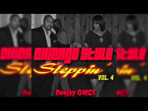 CHICAGO STYLE STEPPIN VOL  4