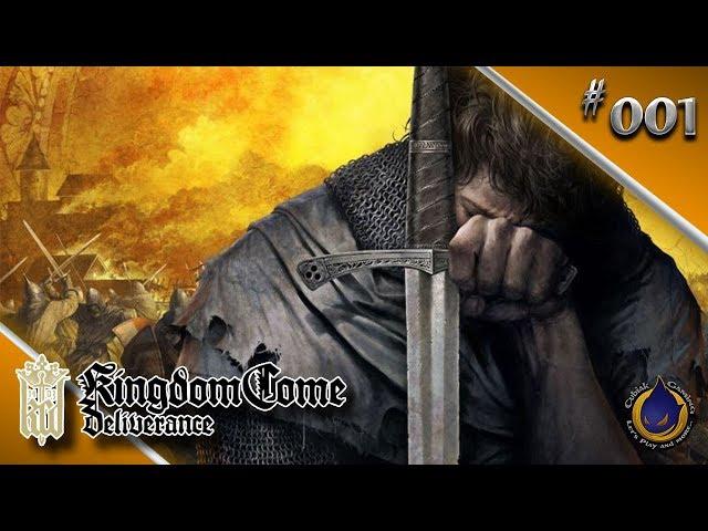 WACH AUF, DU SCHLAFMÜTZE ⚔️ Let's Play KINGDOM COME DELIVERANCE #001