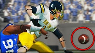 THIS IS WHY YOU NEVER UNDERESTIMATE YOUR OPPONENT.   NCAA 14 Banana Slugs Dynasty Ep. 59