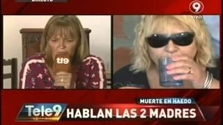 Muerte en Haedo: Hablan las 2 familias