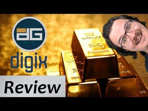 Digix DAO & DGX - Gold on the Blockchain