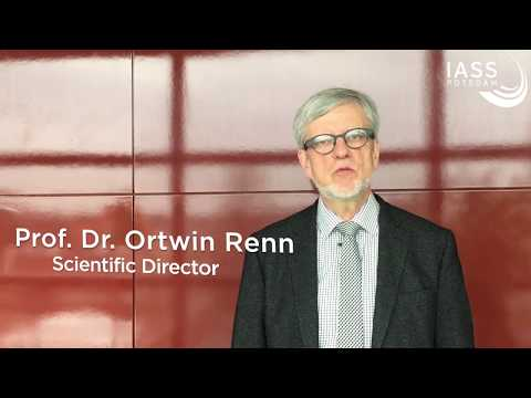 Prof. Dr. Ortwin Renn, Scientific Director