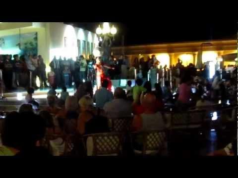 Chinese Circus, Soho Sq., Sharm-El-Sheikh, Eqypt, July 2012