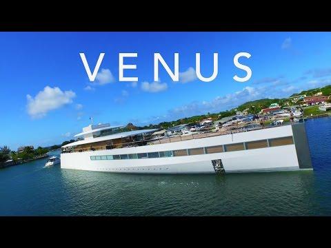 VENUS - The Vision of Steve Jobs