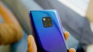 Huawei Mate 20 Pro Review Videos