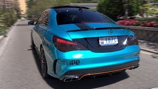 Mercedes-Benz CLA 45 AMG Coupe OrangeArt Edition w/ iPE Exhaust!