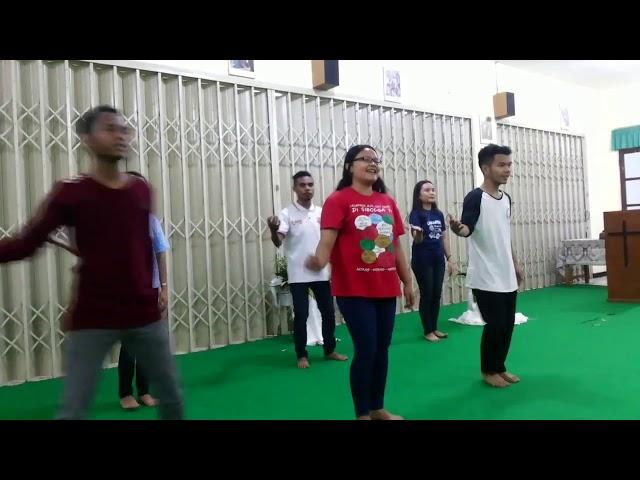 GUMILANG 2 C3 6  Tetap Melangkah    STP IPI Malang 4