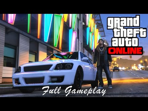 Grand Theft Auto: Online [FULL] By Reiji