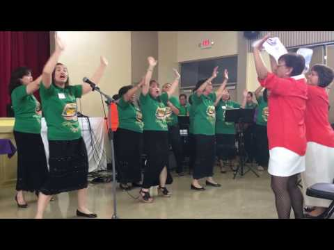 EL SHADDAI St Lorenzo Ruiz Walnut choir