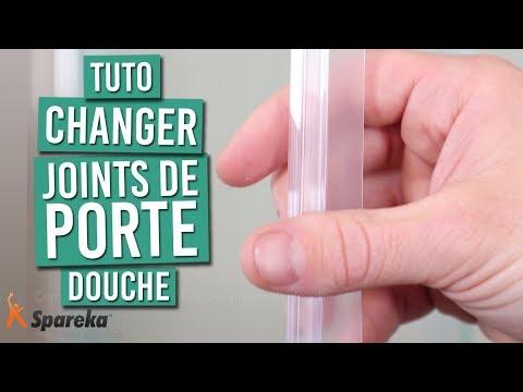 Comment Changer Les Joints De Porte De Douche Youtube