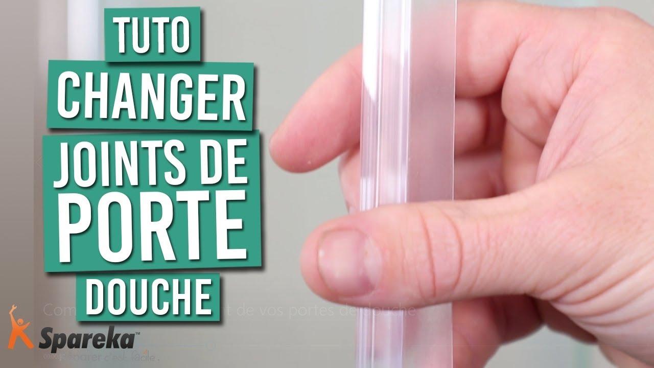 Comment Changer Les Joints De Porte De Douche
