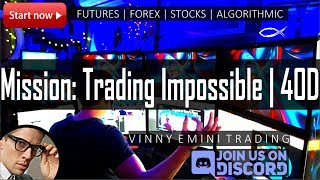 Mission: Trading Impossible | 40 Days | Learn to Day Trade