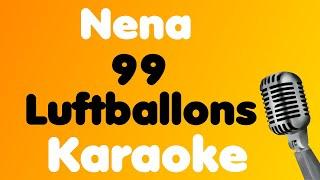 Nena • 99 Luftballons • Karaoke