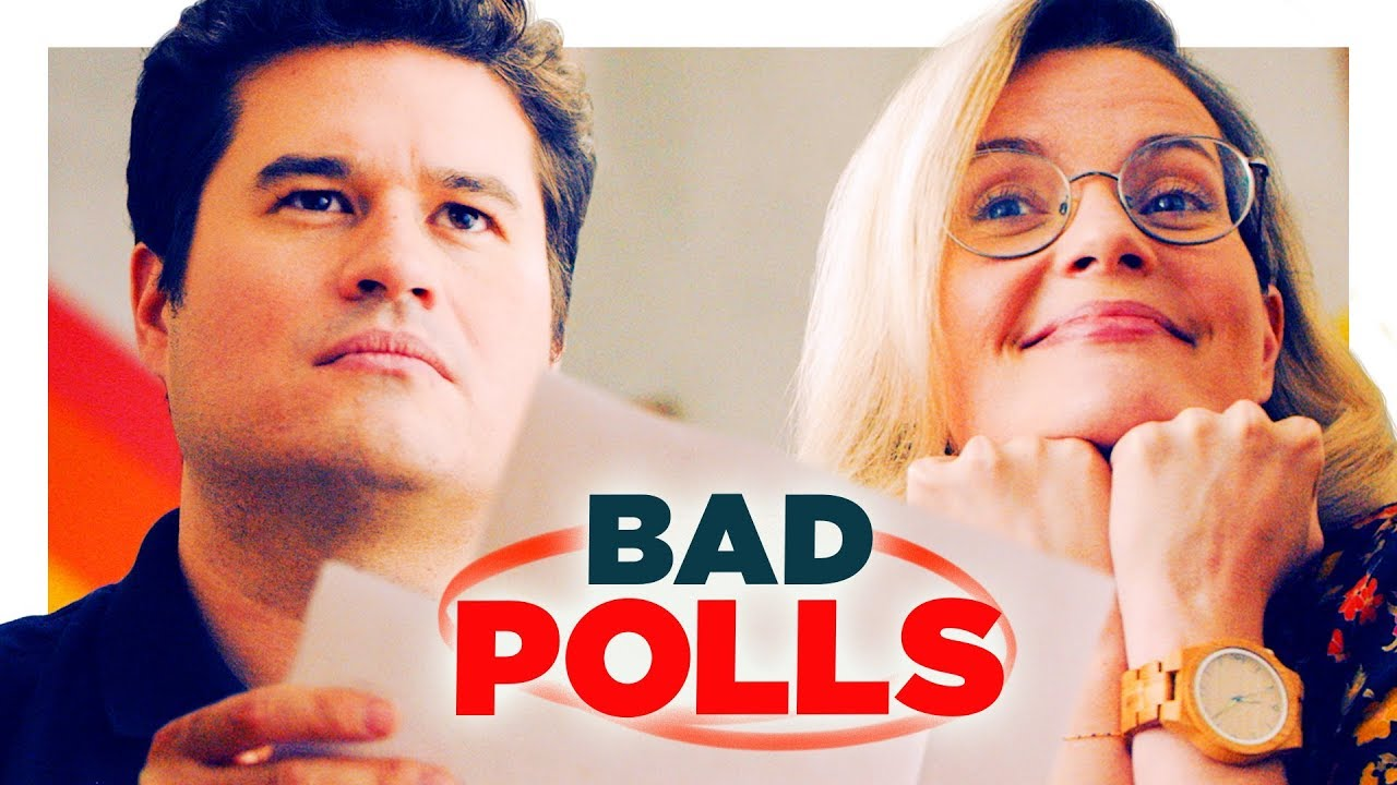 Bad Polling Is Ruining Everything