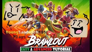 NEW BRAWLOUT FOR XBOX ONE! (Easy and Advanced Tutorials)