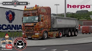 [ETS2 v1.33] Herpa Monument Truck - Scania Jürgen Schmid *RJL*