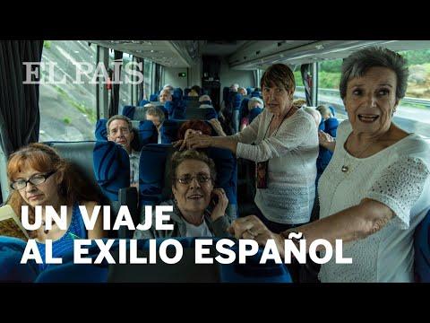 80 años de la llegada de los primeros exiliados españoles a México. Fuente: El País