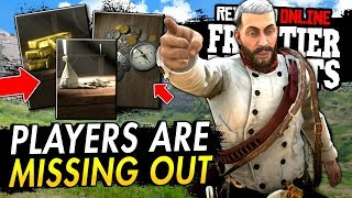 9 HIDDEN Changes in the Frontier Pursuits Update! (Red Dead Online Summer DLC)
