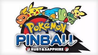 Twitch Livestream | Pokémon Pinball: Ruby & Sapphire [GBA]