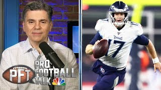 Does Ryan Tannehill's agent change affect negotiations with Titans? | Pro Football Talk | NBC Sports