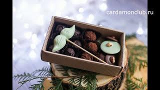 видео Шоколадные подарки. Элитные конфеты и шоколад.
