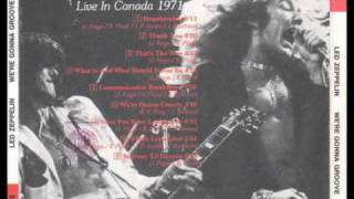 Led Zeppelin - We're Gonna Groove - Live 1970-03-21