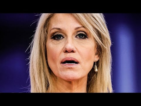 """Kellyanne Conway Pretends She's """"Anonymous Source"""" While Bashing Her Husband To Reporter"""
