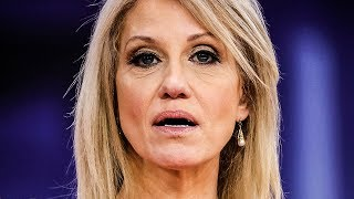 "Kellyanne Conway Pretends She's ""Anonymous Source"" While Bashing Her Husband To Reporter"