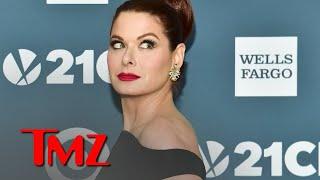 Debra Messing Shades Kim Kardashian as 'SNL' Host Choice | TMZ TV
