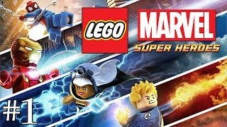 LEGO Marvel Super Heroes FR #1