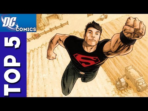Top 5 Superboy Fights From Young Justice