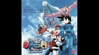 el sound soundtrack del clásico juego de aventura rockman dash ( me...