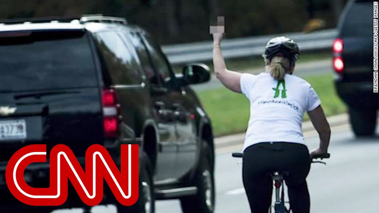 The Woman Who Flipped Off Trump Has Won an Election in ...
