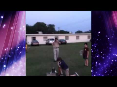 Cub Scout Rocket Project -- To The Moon!