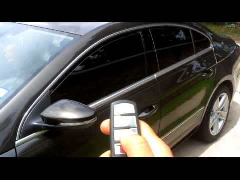 2013 Volkswagen CC Windows Down with Key FOB